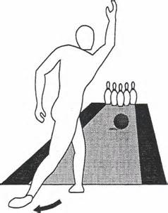Solid Bowling Approach