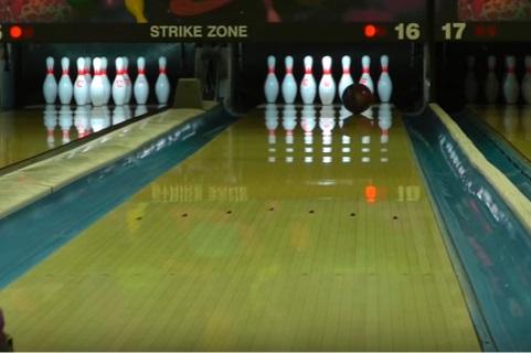 Bowling Ball Motion, Hook Phase, Basic Motion Of A Bowling Ball, Motion Of A Bowling Ball, Hook Zone